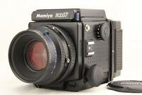 【Optics NEAR MINT】MAMIYA RZ67 Pro+ SEKOR Z 110mm f/2.8 + 120 FilmBack from JAPAN