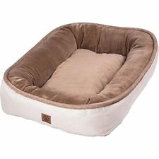 """Precision Pet Bed SnooZZy Large 36 by 27 by 7"""" Buff"""