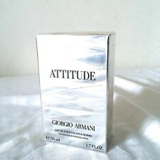 Giorgio Armani Attitude edt 50 ml vintage sealed