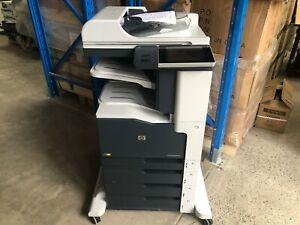 HP Laserjet Enterprise M775zm MFP A4 A3 Color Printer Copier Scan Fax Digital