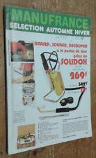 Catalogue Manufrance, sélection Automne Hiver (1978)