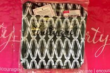 Thirty-One Picnic Thermal Tote Black Links - Brand New~ Retired Print NIP