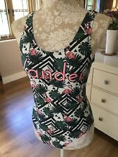 LOVE ISLAND ISLANDER FLAMINGO PRIMARK ONE PIECE SWIMSUIT SWIMMING COSTUME 10 38