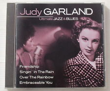 JUDY GARLAND . ULTIMATE JAZZ & BLUES . CD