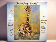 Sunsout - Brave New World - 500 pc puzzle