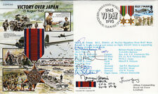 50th Anniversary World War 11 Signed by  Norman Sterrie USNR flew in Pacific,