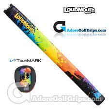 TourMARK Loudmouth Paintballz Midsize Pistol Putter Grip + Free Tape