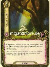 Lord of the Rings LCG - 1x tomba Cairn #054 - The Watcher in the water