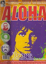 Aloha 8 Jaargang 5 November 2003 With the doors And Toto