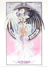 Affiche FUJISHIMA Ah My Goddess 07 50x70
