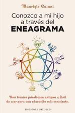 CONOZCO A MI HIJO A TRAVES DEL ENEAGRAMA / I KNOW MY SON THROUGH THE ENNEAGRAM
