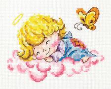 CROSS Stitch KIT LOVELY Angel