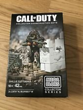 Mega Bloks CALL OF DUTY Collector Construction Set