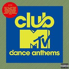 Club MTV Dance Anthems 3 CD Set Various Artists - Release October 2018
