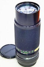 Kit de Lente Zoom 80-200mm Para Cámara OLYMPUS o PANASONIC MICRO 4/3... Soligor