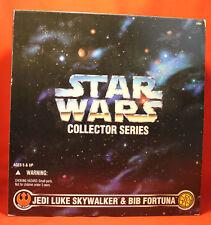 "Star Wars Collector Series 12"" Action Figure - Luke Skywalker Bib Fortuna"
