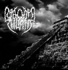 MANIK THORNS - Ritual Dolor Atavista (Pro CDr, 2008, Limited) Black Metal
