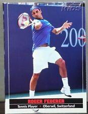 Roger Federer card Sports Illustrated for Kids #443