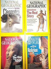 National Geographic - June 2011 -The Birth of Religion: The World's First Temple