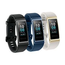 HUAWEI Band 3 Pro Smartwatch 0.95in AMOLED 25g Smartband 2.4 GHz BT 5ATM