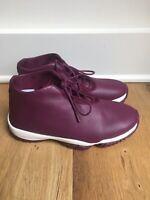 NEW Nike Air Jordan Women's Future Size 8.5 Purple Burgundy