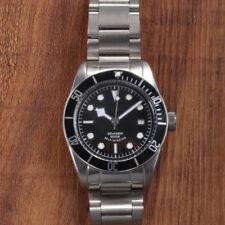 41MM Corgeut Sapphire crystal sterile black dial men lume miyota Automatic Watch