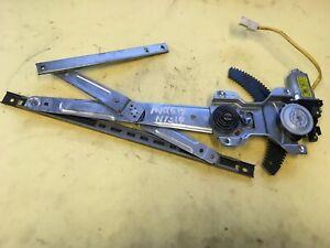 USED HYUNDAI MATRIX 01-2010 WINDOW REGULATOR ELECTRIC N/S/F PASSENGER SIDE FRONT