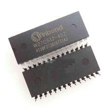 5PCS W27C512-45Z W27C512 DIP IC EEPROM 512KBIT 45NS NEW