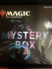 🔥Magic the Gathering Mystery Box MTG Sealed🔥 4 Random Boosters  2 Promo Cards