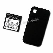 3500mah neu extended portable battery + cover für samsung galaxy s i9000