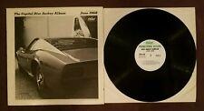 Capitol Disc Jockey Sampler Album WLP promo LP June 1968 vg-vg+