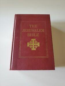 The Jerusalem Bible 1966 Doubleday edited by Alexander Jones