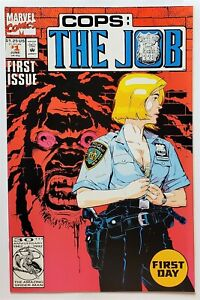 Cops: The Job #1 (Jun 1992, Marvel) VF/NM
