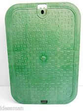 Nds Nds-313C Lid Only, Pro Series Plus For Rectangle Box, Green 14X19�