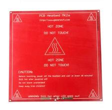MK2a 3D Printer PCB Heatbed reprap Mendel Heat Bed Hot Plate For Prusa & Mendel