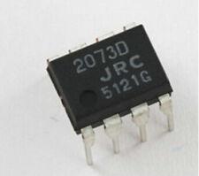 5pcs JRC NJM2073D DIP-8 Dual low voltage power amplifier