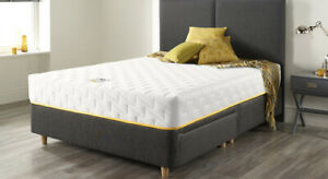 NEW NEVER USED Relyon Bee Calm Mattress super king size!