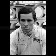 Photo A.008904 JACKY ICKX PILOTE GP F1 1970 GRAND PRIX JARAMA