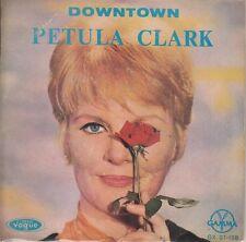 """PETULA CLARK - Downtown - Mexican 7"""" EP 45 Mexico 1964"""