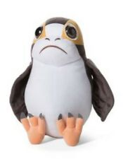 Star Wars® Porg Brown/White Throw Pillow  NWT NEW~Stuffed Toy-HOT MUST HAVE TOY