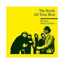 THE BYRDS - ALL TIME BEST (RECLAM MUSIK EDITION 24)  CD  27 TRACKS POP  NEU