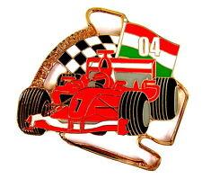 AUTO FORMEL1 Pin / Pins - FERRARI BUDAPEST 2004 [1185]
