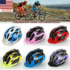 Bicycles Helmet Sport Men Women Bike Protective Helmet Visor Mountain Shockproof
