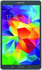 """Samsung Galaxy Tab S T707A Android Tablet 8.4"""" 16GB Black (AT&T) 60-Day Warranty"""