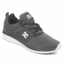 Taglia 43 - Scarpe Uomo Training DC Shoes Heathrow Pewter Grigio Zapatos Schuhe