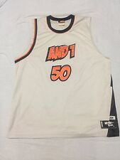 And 1 2006 Mixtape Tour Authentics Stitched Street Basketball Jersey - Men's 3XL