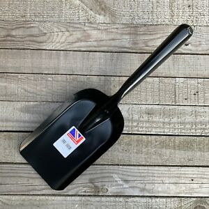 """Sorby Hutton 6"""" Steel Fireplace Shovel - Fire, Coal, Ash - Made in Sheffield"""