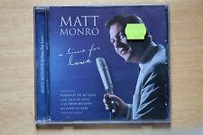 Matt Monro A Time For Love    (BOX C72)