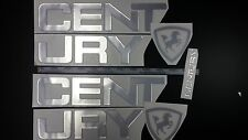"CENTURY Boats Emblem 33"" + FREE FAST delivery DHL express"