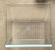 Genuine Ge Refrigerator Lower Vegetable Crisper Pan Bottom Drawer Wr32X1493